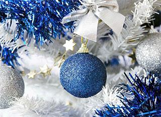 Поздравление с новым годом и рождеством сотрудников